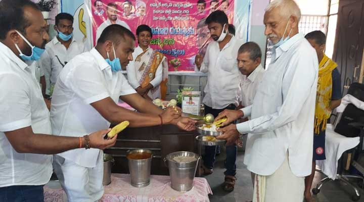 MP Pasunuri Dayakar Birthday Celebrations